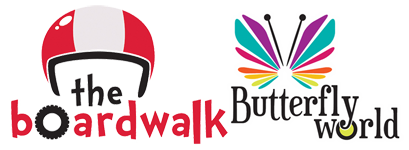 The Boardwalk and Butterfly World